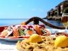 Meşhur Amasra Salatası, mezgit balığı eşsiz manzarası...