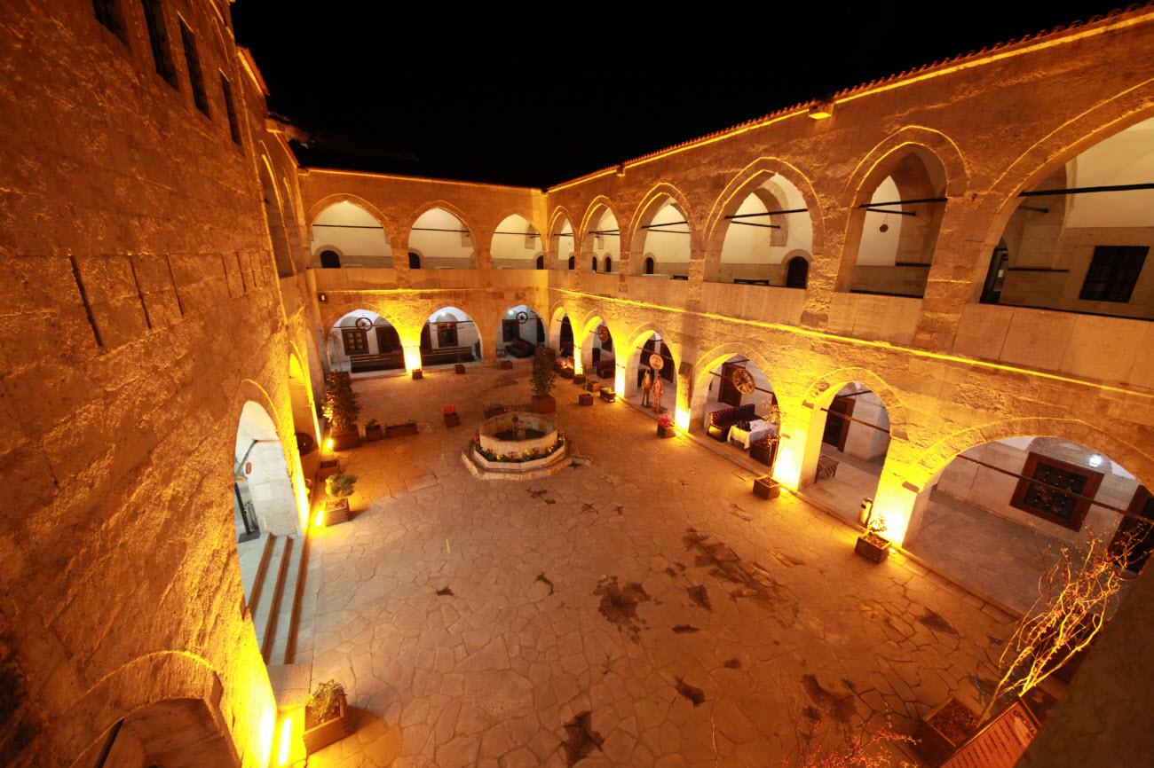 Cinci Han Otel (Safranbolu) - Amasra.com.tr
