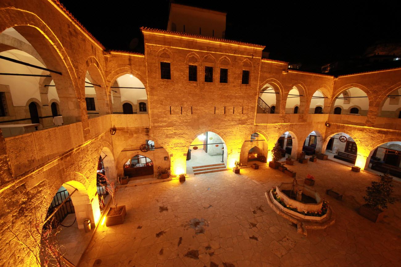 Safranbolu'da nerede kalınır - Cinci Han