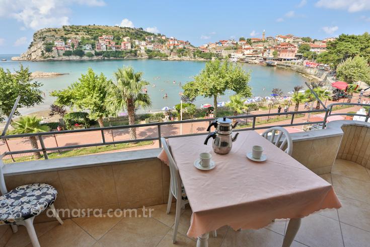 Amasra tatil yerleri ve pansiyon fiyatlar for Appart hotel saran
