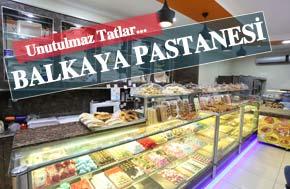 Amasra Balkaya Pastanesi
